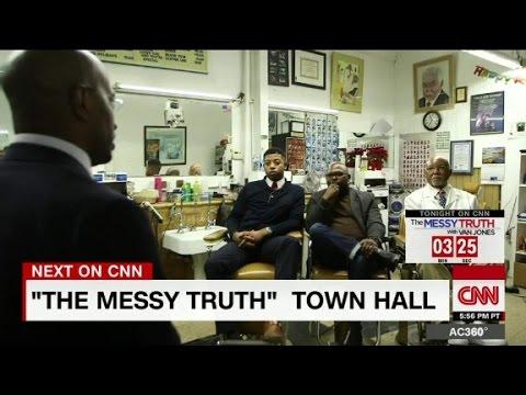 Van Jones investigates Detroit's black vote