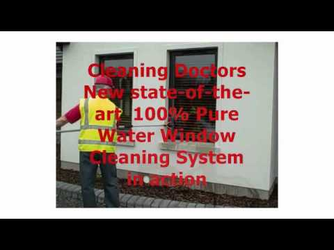Cleaning Doctor External - Property Cleaning