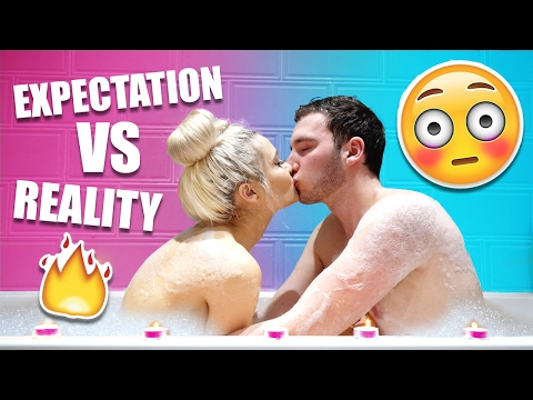 VALENTINES DAY EXPECTATION VS REALITY!