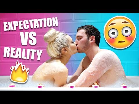 VALENTINES DAY EXPECTATION VS REALITY!