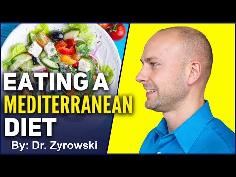 How To Get Started With A Mediterranean Diet: Mediterranean Diet Explained | Dr. Nick Z.