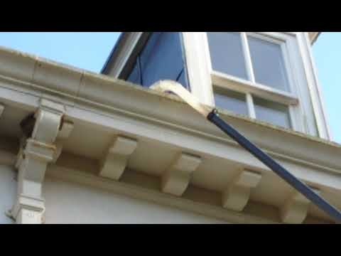 Andover Gutter Cleaning   3 Storey High Guttering