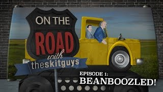 On The Road with Tommy & Eddie - Beanboozled! - Episode 01