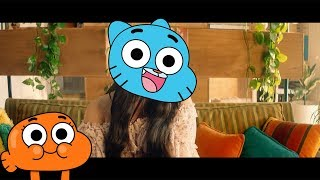Gumball Sing Clean Bandit Solo ft. Demi Lovato [Cartoon Cover] Video