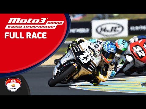 Le Mans Race Moto3™ Junior World Championship