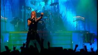 THERION - Tuna 1613 (OFFICIAL LIVE)