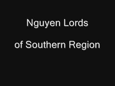 Vietnamese Shogun Trinh Nguyen Tay Son