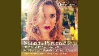 Rhapsody on a Theme of Paganini, Op. 43: Variation 24: A tempo un poco meno mosso