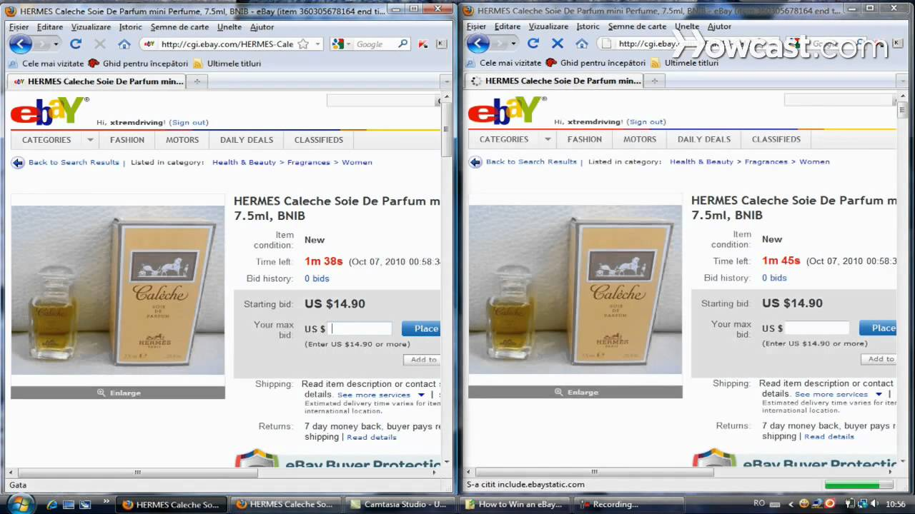 Ebay Bid Sniper >> How To Win An Ebay Item By Sniping Youtube