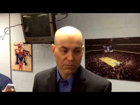 Raw Video John Hollinger Grizzlies Media Day