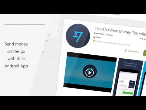 TransferWise Review - Registeration, Fees, Currencies