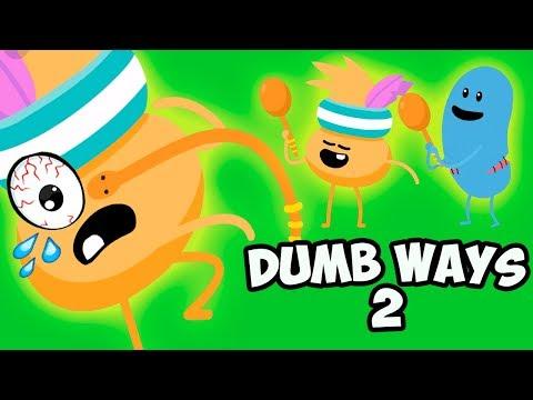 Dumb Ways 2 Juego Divertido para Niños – Rio Stadidumb – Videos Infantiles