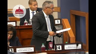 22nd Sitting of the Senate - Thursday April 26, 2018 - Part 1