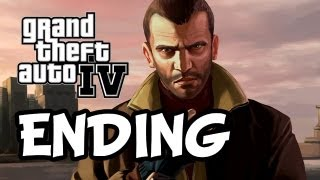GTA IV Walkthrough - ENDING (Let's Play)