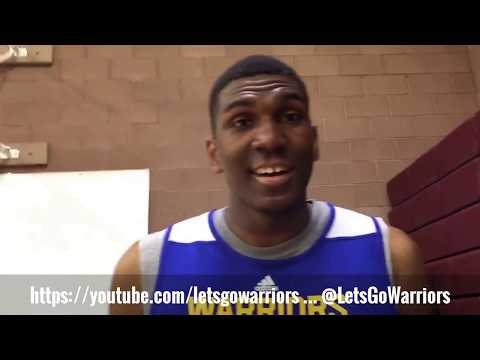 Kevon Looney says he
