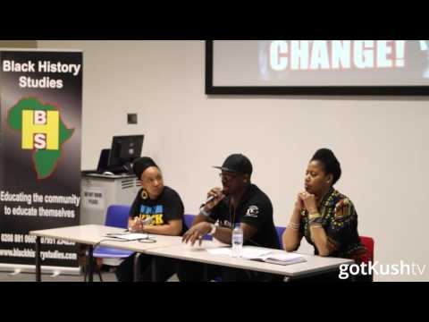 Resurrecting Black Wall Street: The Blueprint - UK Premiere for gotkushTV
