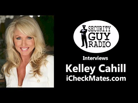 """[038] Online Identity Verification"""" with Kelley Cahill of iCheckMates.com"""