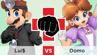 Combat for a Cause: Mental Health - Winners R4: Lui$ (Dr. Mario) vs. Domo (Daisy)