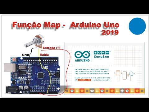 Arduino Iniciantes - Função Map