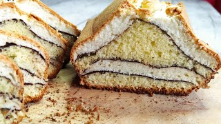 Как приготовить кекс в духовке дома Простой рецепт кекса на молоке 0
