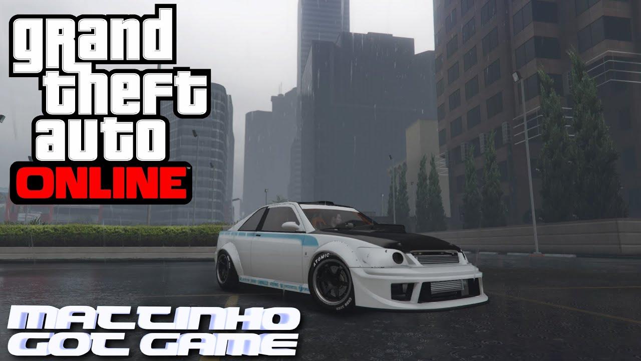 Gta Update Sultan And Banshee Drift Cars Youtube