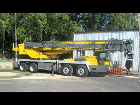Machinery Equipment for Sale: Cranes, Compactors, Motor Graders & More!