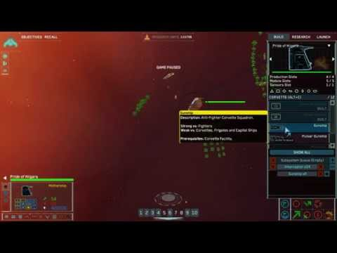 Let's Play Homeworld 2 Remastered: Part 10 - Vaygr Staging A