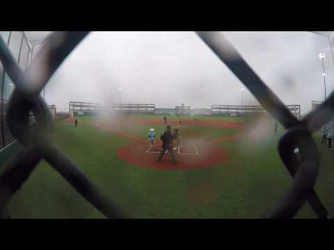Aces vs Texas Momentum Baseball Club 3.5.2017