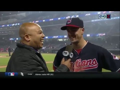 Lonnie Chisenhall describes the haircut his Cleveland Indians' teammates voted for him to get