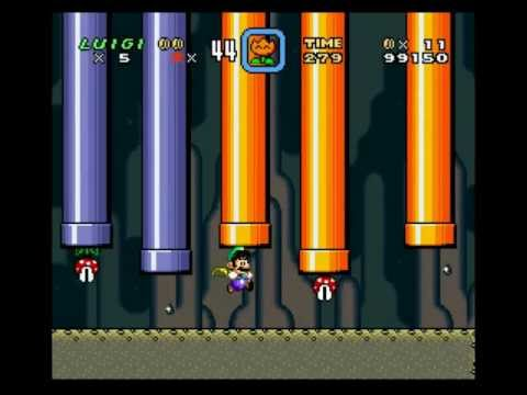 Super Mario World Episode 4: Meth, only twice