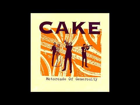 Comanche - Cake - Motorcade of Generosity (1994) mp3