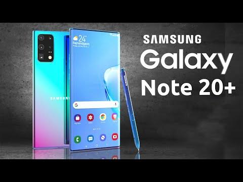 Samsung Galaxy Note 20+ УНИЧТОЖИТ Galaxy S20 Ultra!
