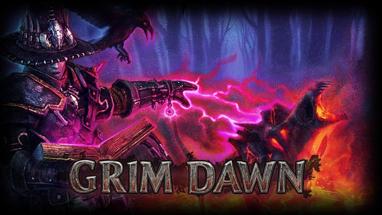 Grim Dawn - Kavo's Powerpuff Elemental Demon Frogs Build (Occultist