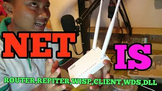 UNBOXING NETIS WF2419E WIRELESS N ROUTER 300Mbps