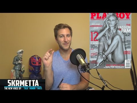 JAMES SKRMETTA EXPERIENCE #14 - PLAYBOY TO STOP SHOWING NUDE PHOTOS