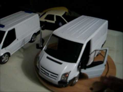 1 18 Police New Ford Transit Ideas Wmv Youtube