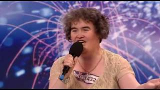Susan Boyle, Britain