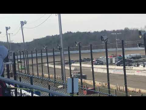 Stickles Racing Lebanon Valley Speedway 4/14/2018 ProStock warm-ups continued