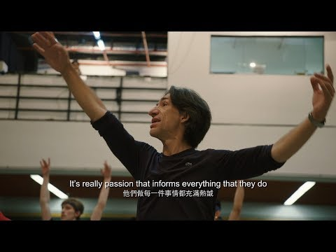 【Septime Webre - Artistic Director of Hong Kong Ballet 】Living life with gusto!