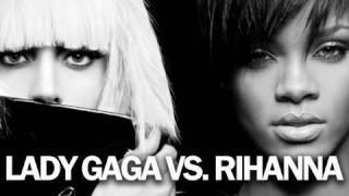 Lady Gaga Vs Rihanna - Celebrity Deathmatch