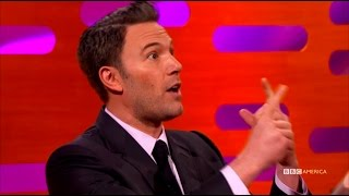 Ben Affleck says Winning an Oscar was Like Being in a Traffic Accident - The Graham Norton Show