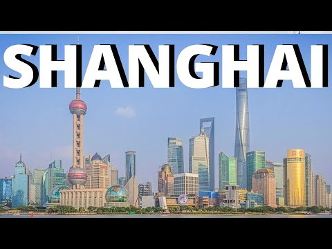 City Break To Shanghai China Holiday Travel Tour Vacation Visit Video 2018