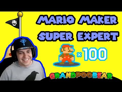 Do The People Want To See One More? FOR THE PEOPLE! Super Expert Mario Maker