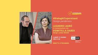 Design Pandemico - #DialoghiCopernicani - Incontro con Leandro Agrò