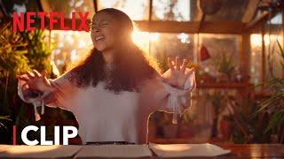 "Julie Sings ""Wake Up"" Clip | Julie and the Phantoms | Netflix Futures"