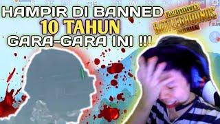 HAMPIR DI BANNED 10 TAHUN GARA-GARA INI !!! - PUBG MOBILE INDONESIA