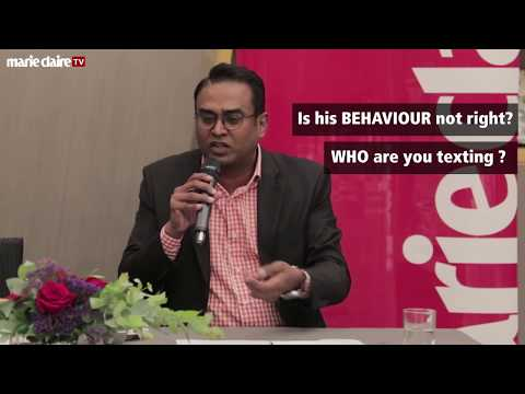 Marie Claire What Women Want with  Dato Dr. Arunan Selvaraj