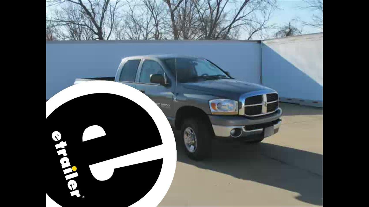 hight resolution of install fifth wheel 2006 dodge ram pickup rp50140 58 etrailer com