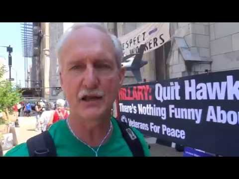 DNC/PHILLY MARCH FOR OUR LIVES w Actor James Cromwell and Jill Stein