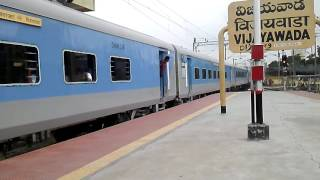 newly allotted bza sc intercity exp hauled by gy wdp 4d